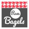 Un bagel de chez Rosa Bagel