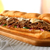 Steak and cheese subway