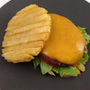 Des frites à la place du bun des burgers