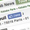 Nouvelle fiche kebab avec Open Graph de Facebook