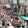 Braderie de kebabs à Lille