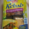 Kebab & Sauce Orientale (Douce France) + Kid Smile (McCain)