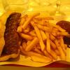 Sandwich Adana - Antalya à Paris