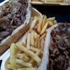 Kebab mix poulet-veau frites - Restaurant Kemer à Courbevoie