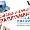 MCB 2017 : comment récupérer des places gratuitement ?