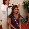 Les coiffures des miss France 2010