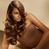 Coupe glamour -