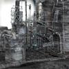 Des maquettes de zones industrielles r