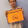 Cette petite fille de 10 ans se fait harceler parce qu'elle a fait don de ses cheveux