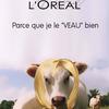 Top 6 des détournements de publicités L'Oréal