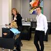 Ce jeune coiffeur de 22 ans ouvre son premier salon... et s'associe avec son ex-maître d'apprentissage !