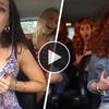 4 rousses chantent dans un voiture (parodie de trio de filles chantent dans la voiture)