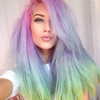 Comment obtenir un rainbow hair en seulement 20 minutes ? Amy The Mermaid vous livre ses secrets !