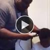 Il s'apprête à punir son fils en lui rasant les cheveux... mais quelque chose d'inattendu va se passer !