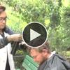 Un coiffeur Nantais profite de ses vacances à Paris pour coiffer des SDF !