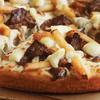 Pizza à la poutine