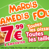 Offres promotion Domino's Pizza