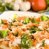 Pizza saumon ingrédients