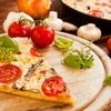 Pizza tarte salée