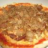 Pizza au kebab