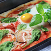 Pizza oeufs