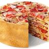 La pizza-cake, nouvelle pizza tendance au Canada