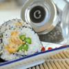 Sushis et graines de chia