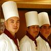 Chefs japonais étoilés formés en France