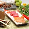 Sashimis calories