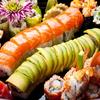 Maki saumon maison
