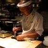 L'itamae en restaurant de sushi