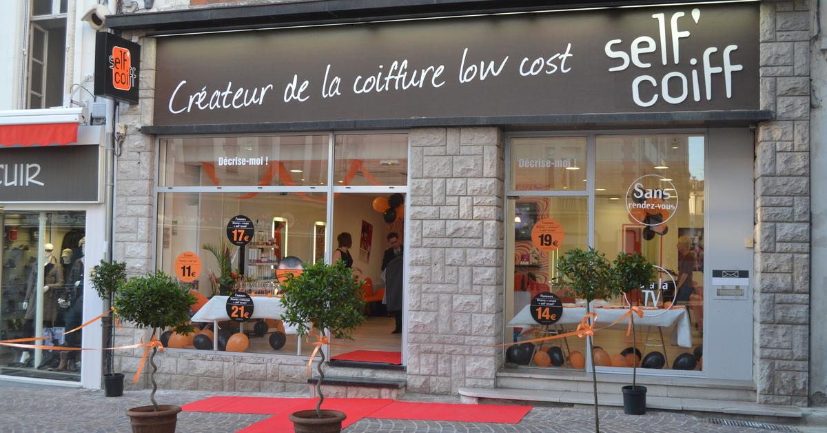 Self coiff meilleur salon de coiffure saint quentin - Salon de coiffure saint georges ...