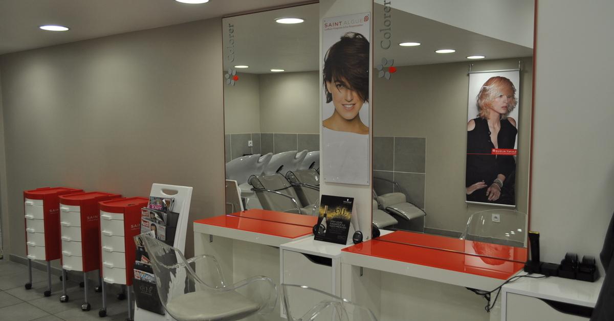 Saint algue meilleur salon de coiffure draguignan - Salon de coiffure saint georges ...