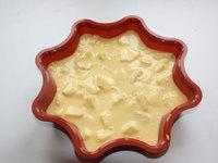 Gâteau au yaourt à la pomme