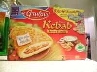 Pané Kebab Sauce Blanche - Le Gaulois - Photo 8