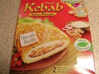 Pané Kebab Sauce Blanche - Le Gaulois - Photo 7
