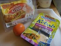 Kebab & Sauce Orientale (Douce France) + Kid Smile (McCain) - Photo 8