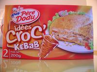 Croc Kebab - Père dodu - Photo 9