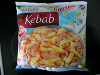 Poêlée Kebab - Leader Price - Photo 9