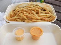 Kebab Frites - OCheez Sandwicherie à Bois Colombes - Photo 9