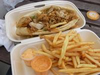 Kebab Frites - OCheez Sandwicherie à Bois Colombes - Photo 5