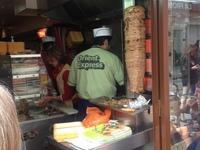 Kebab Frites sauce Samourai - Orient Express 2 à Paris - Photo 8