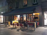 Naan cheese chick'N - Nabab Kebab à Paris - Photo 9