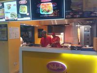 Naan cheese chick'N - Nabab Kebab à Paris - Photo 8