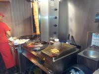Naan cheese chick'N - Nabab Kebab à Paris - Photo 5