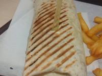 Galette Kebab Complète - Buffet d'Auteuil à Paris - Photo 5