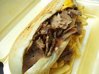 Menu grec broche de viande haché de boeuf et grec veau - O'Clos à Eaubonne - Photo 8