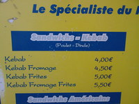 Sandwich Kebab - King kébab à St Jean de Monts - Photo 6