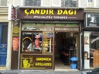 Kebab Durum Frites - Candirdagi à Paris - Photo 9