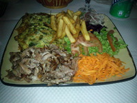 Les inimitables assiettes - La Turquoise à Paris - Photo 7